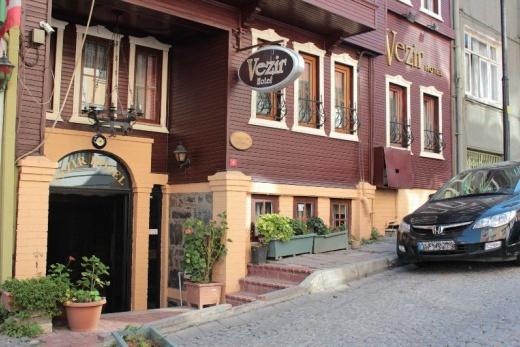 Charming Vezir hotel