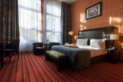 Grand Amrath hotel Amsterdam