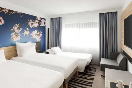 Novotel Amsterdam City hotel Amsterdam