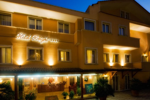 Bright hotel Rome