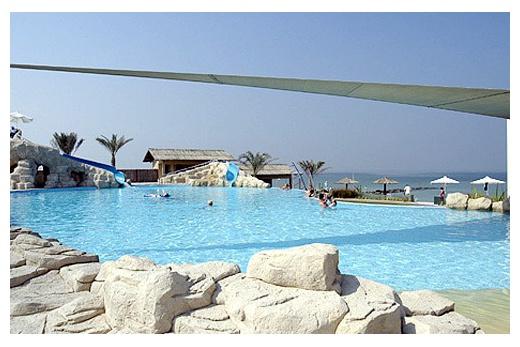 Hotel Coral Beach bazén