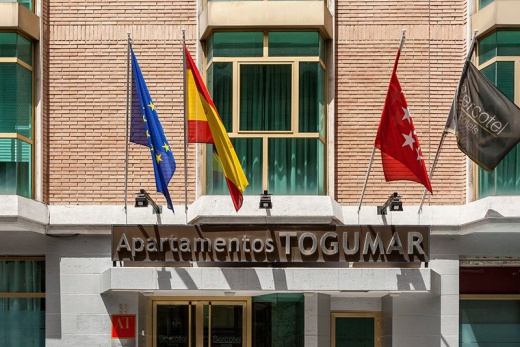 Sercotel Togumar hotel Madrid