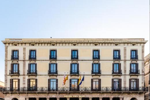 Del Mar hotel Barcelona