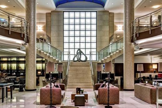 Hilton Hotel Berlin