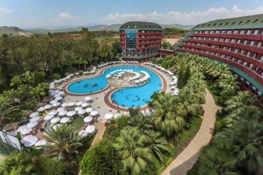 Hotel Delphin Deluxe Resort