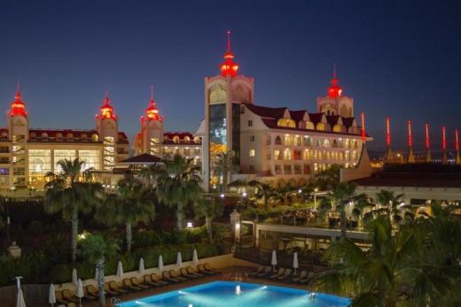 Hotel Crown Charm Palace