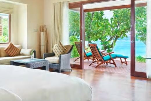 Hilton Seychelles Labriz Silhouette