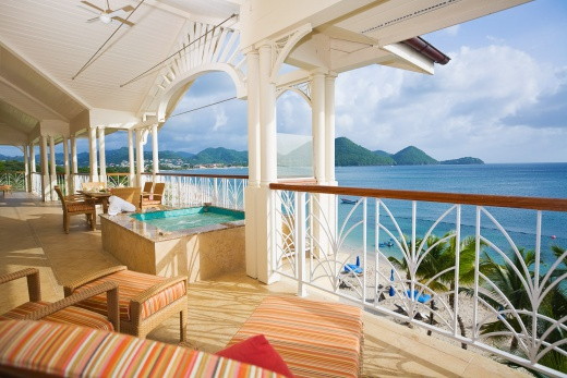 The Landings St. Lucia