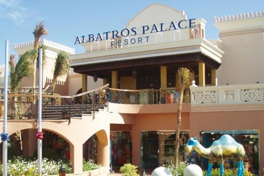 Pickalbatros Albatros Palace