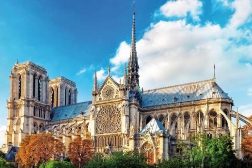 Romantická Paříž