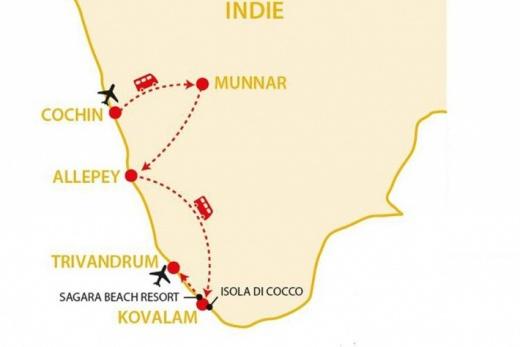 Malý Okruh Keralou + Isola Di Cocco
