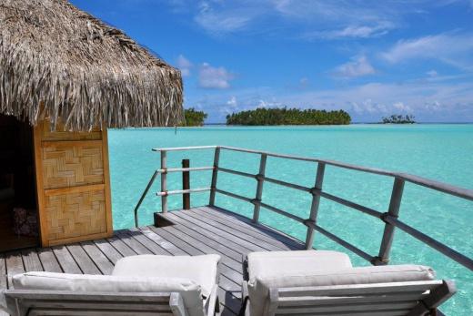 LE TAHA´A Private Island & Spa