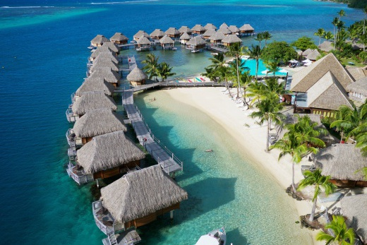 Manava Beach Resort & Spa Hotel Moorea