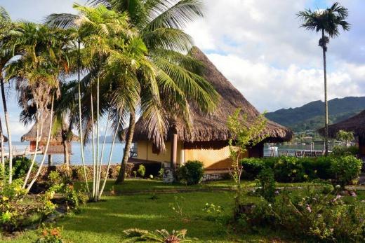 Raiatea Hawaiki Nui Hotel