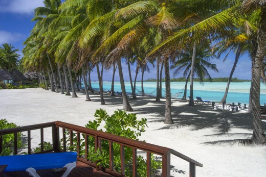 THE AITUTAKI LAGOON RESORT & SPA