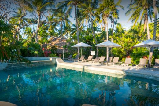 Castaway Island Resort