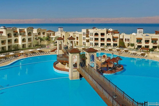 Crowne Plaza Dead Sea Resort & Spa