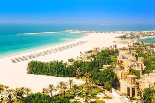 Funtazie Klub Hilton Al Hamra Beach & Golf Resort Léto