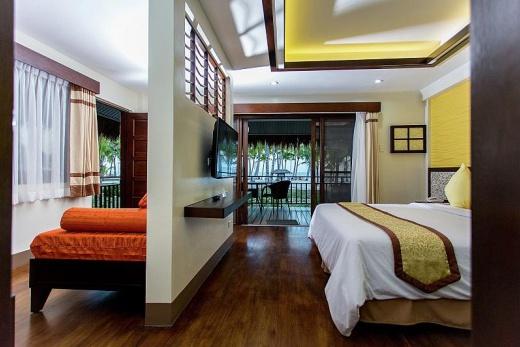 Poznávací zájezd + Bohol Beach Club