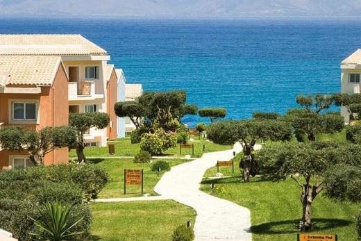 Mare Blue Beach Resort