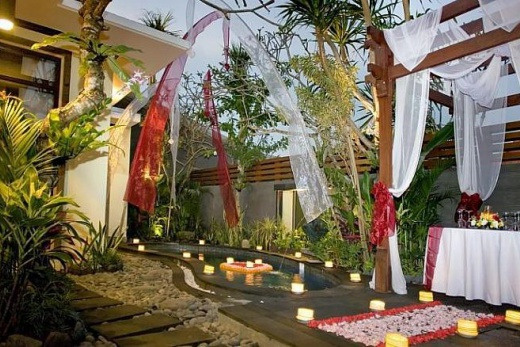 The Bali Dream Villa Beach Resort