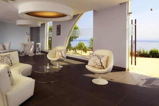 Le Meridien hotel Dahab