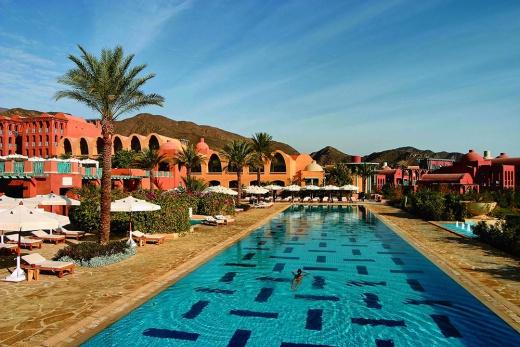 Strand Beach Resort, Taba Heights