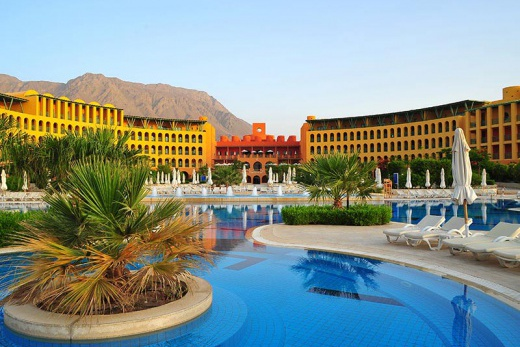 Strand Beach Resort, Taba Heights