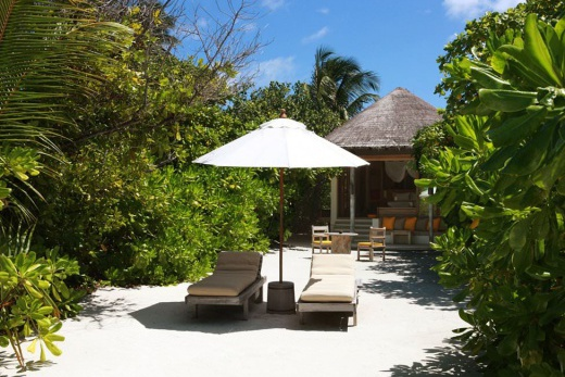 Six Senses Spa Laamu