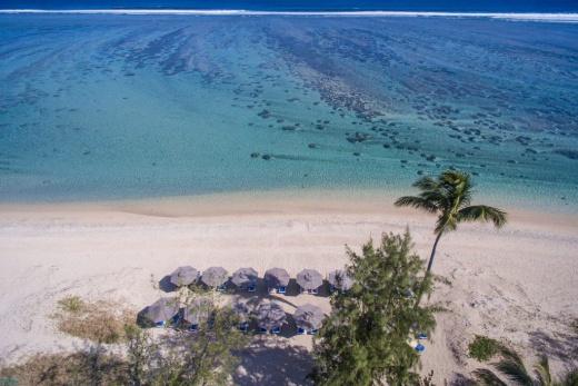 Le Nautile beach