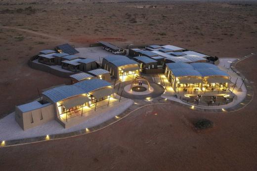 Luxusní Namíbie