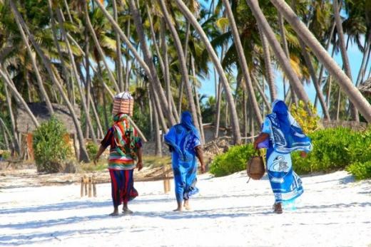 Pohodový okruh Zanzibarem