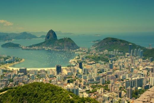 Velký poznávací okruh Brazílií