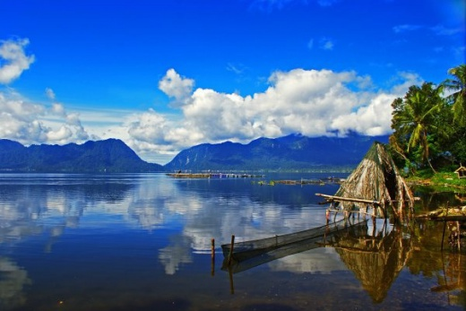 Ostrov zlata - Sumatra