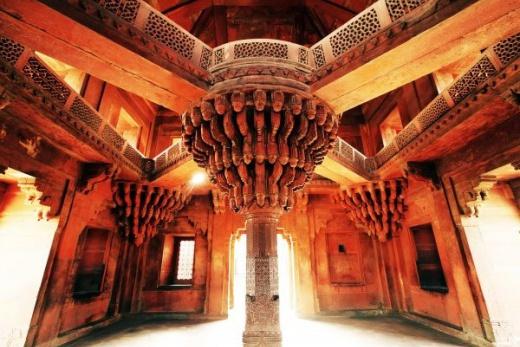 Pohádkovým Rádžasthánem