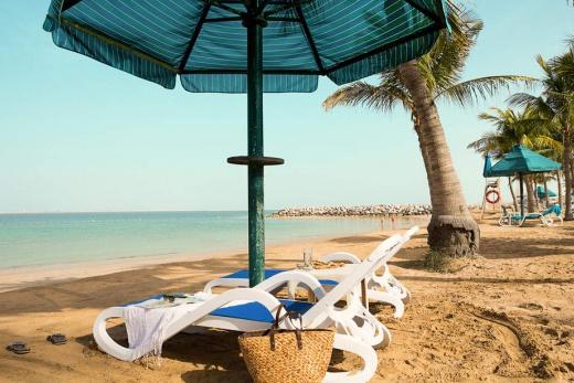 Smartline Ras Al Khaimah Beach Resort (ex Beach Resort By Bin Majid Hotels & Resorts)