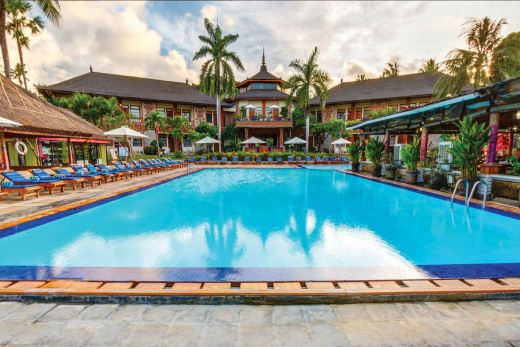 The Jayakarta Bali Beach Resort