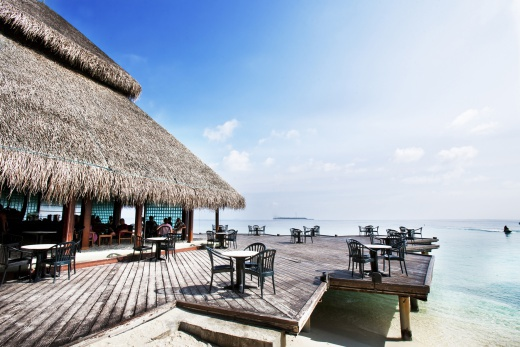 Adaaran Club Rannalhi - Vodní bungalovy