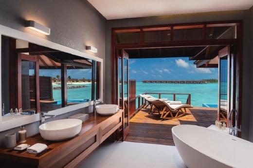 Varu by Atmosphere - vodní vily s bazénem