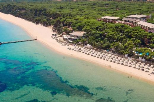 Forte Village Resort, Hotel Villa Del Parco