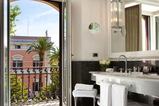 Regina Baglioni hotel