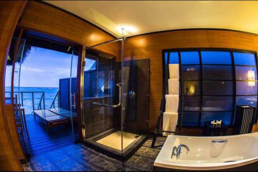 Adaaran Ocean Villas Hudhuran Fushi - vodní bungalovy