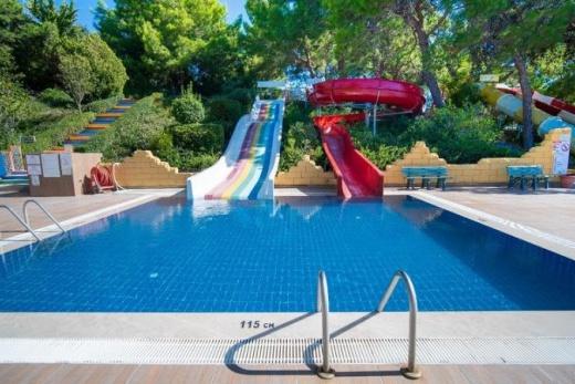 Hotel Water Planet Deluxe & Aquapark