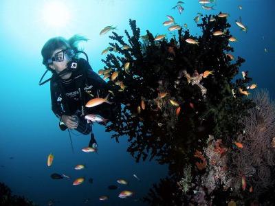 Aktivní dovolená Maledivy