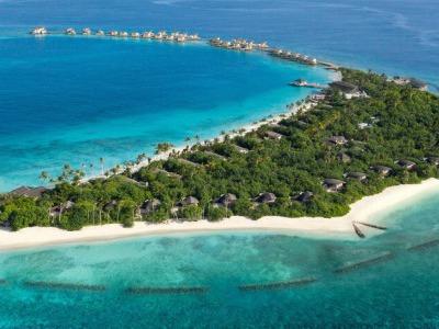 Přehled ostrovů