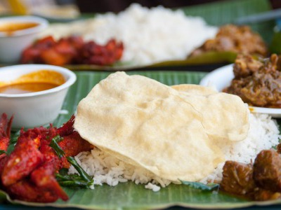 Jídlo na Maledivách