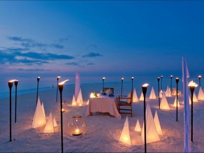Romantická dovolená na Maledivách